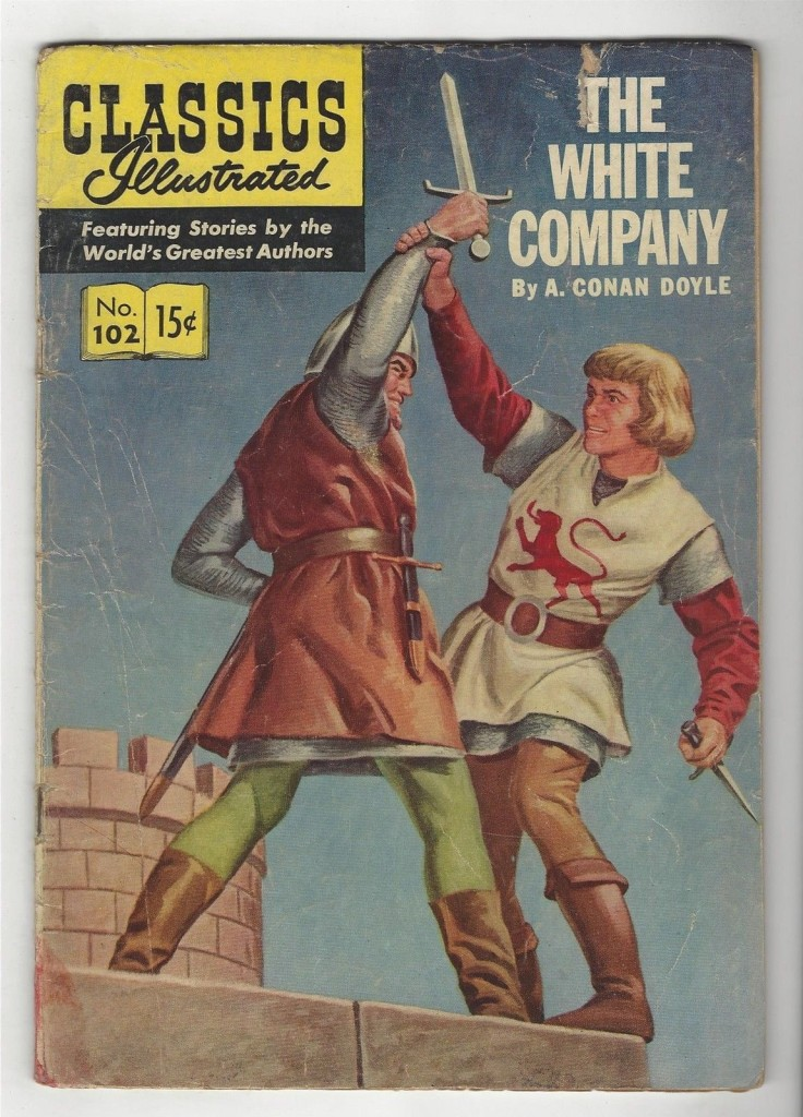 Classics Illustrated 102 (o)
