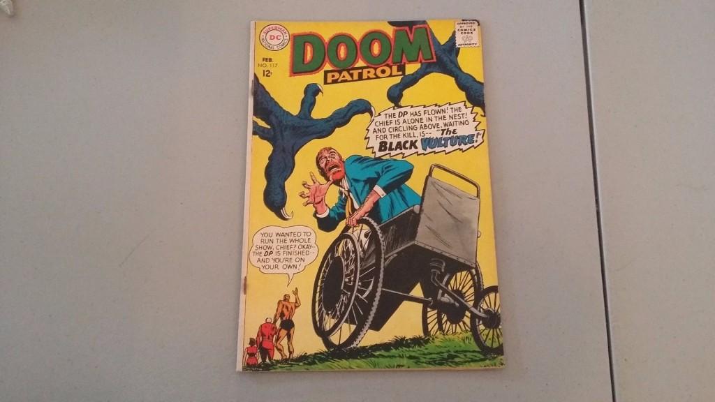 Doom Patrol 117