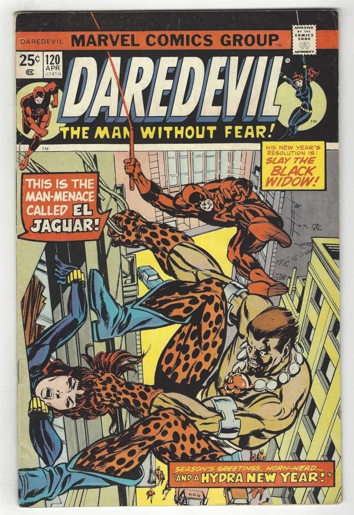 Daredevil # 120