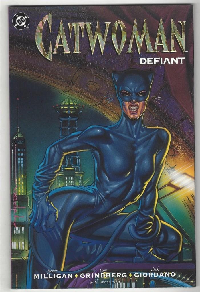 Catwoman Defiant # 1