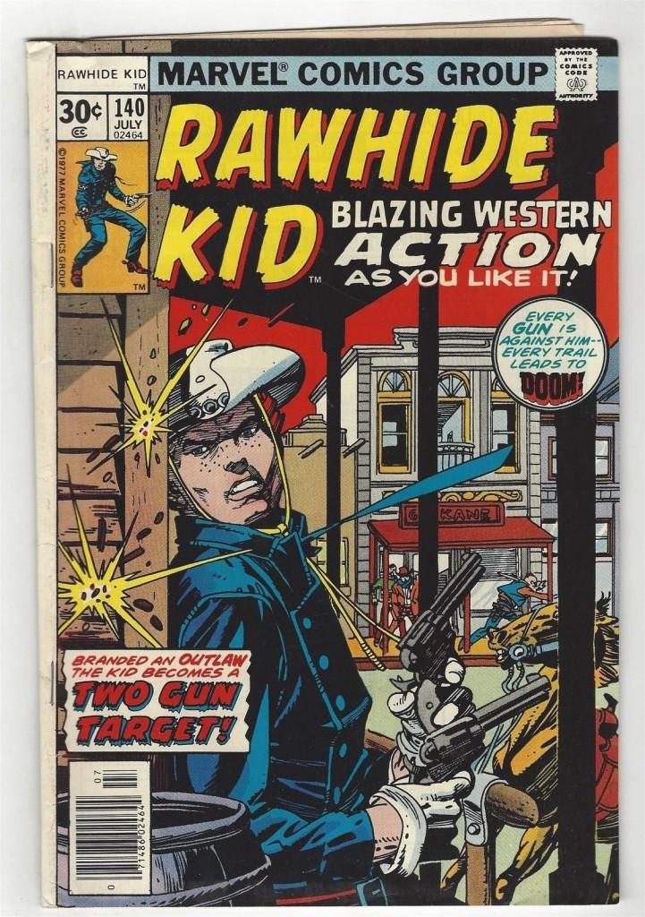 Rawhide Kid 140