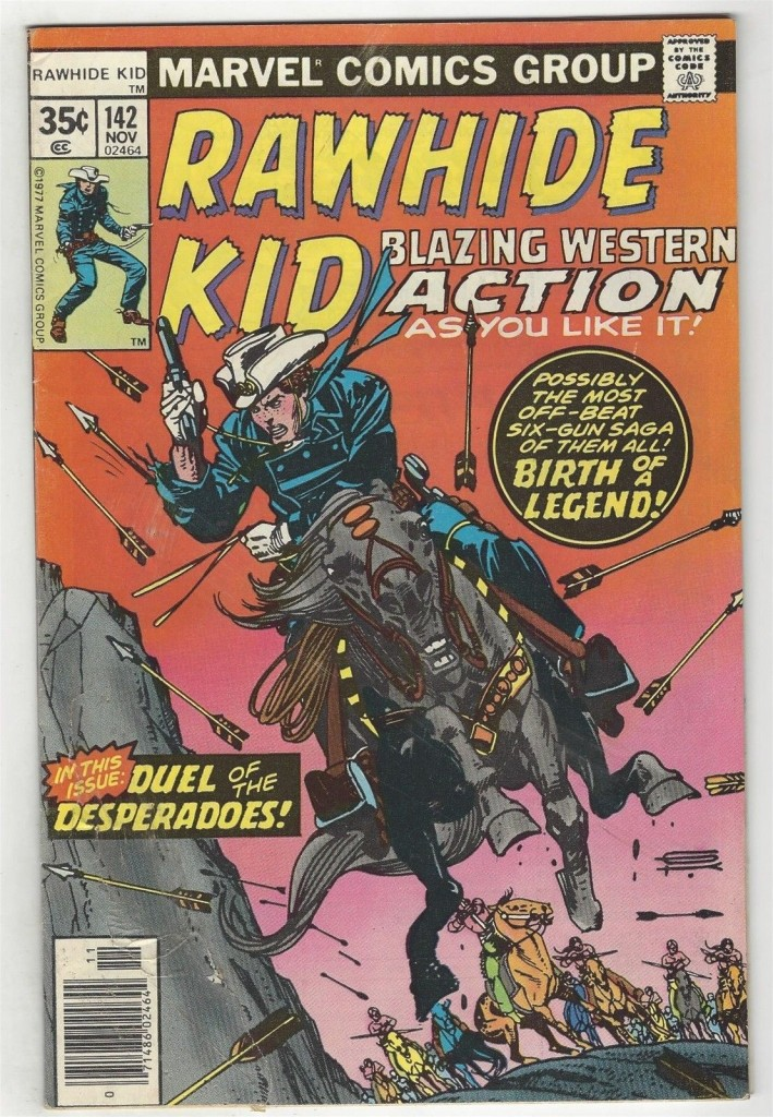 Rawhide Kid 142