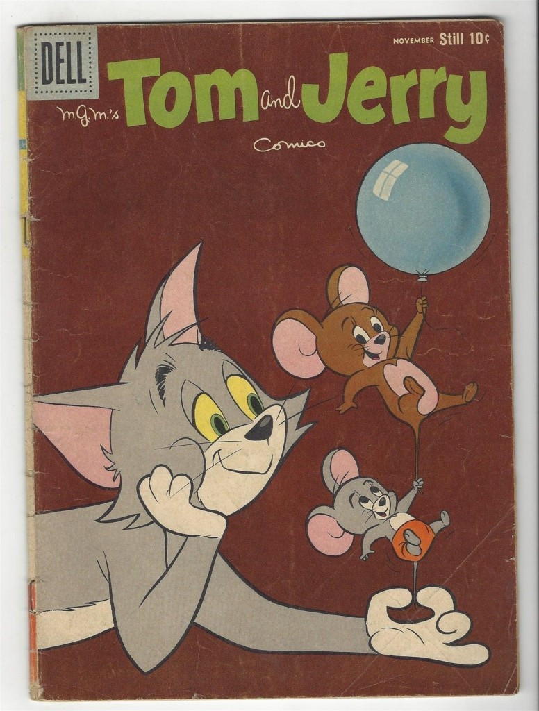Tom & Jerry 196