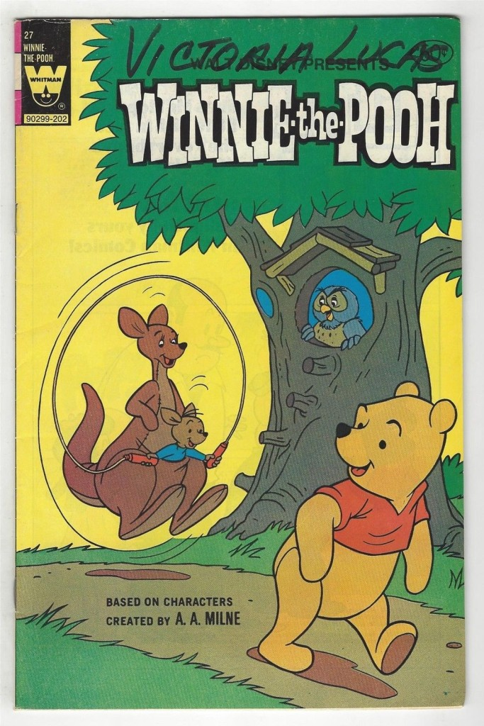 Walt Disney's Winnie The Pooh 27
