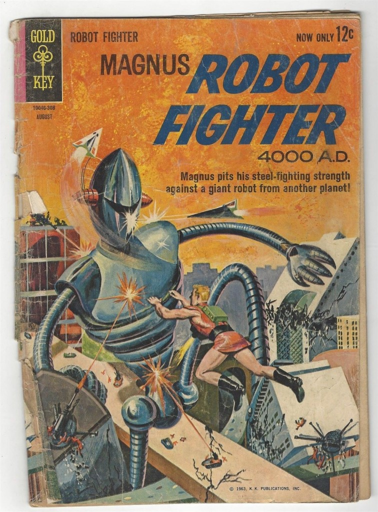 Magnus Robot Fighter 3