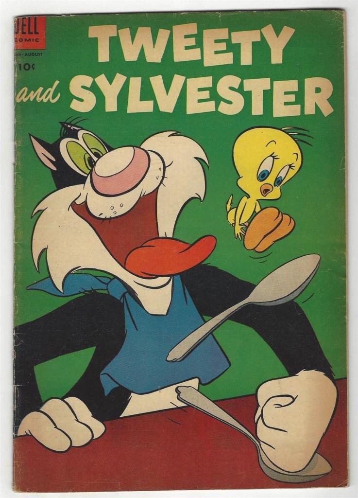 Tweety & Sylvester # 5