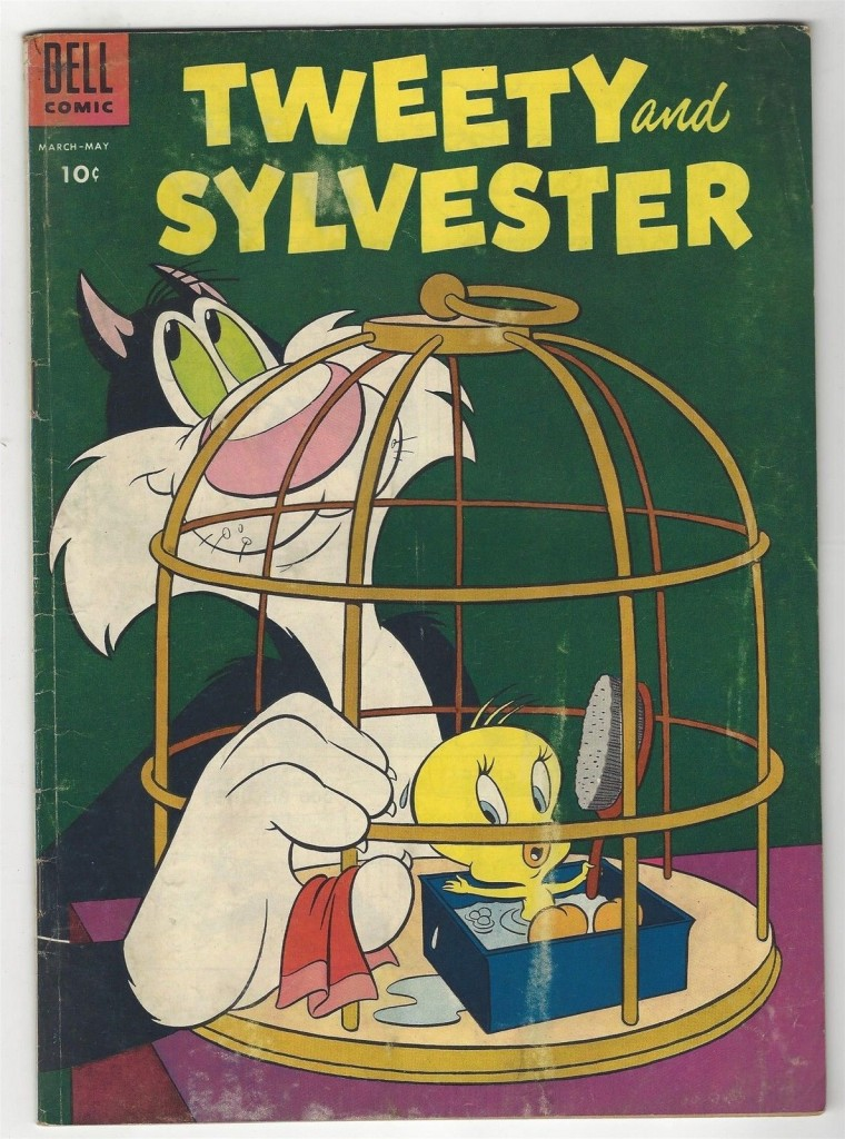 Tweety & Sylvester # 8