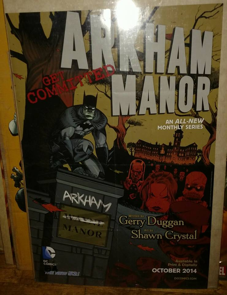 Arkham Manor