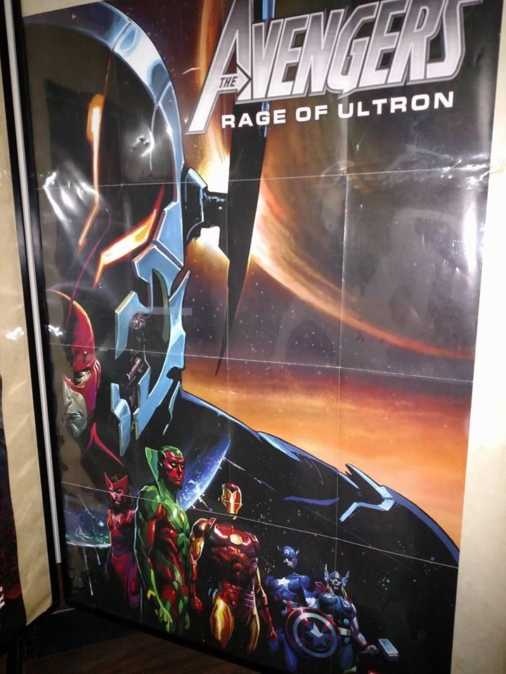 Avengers Rage of Ultron
