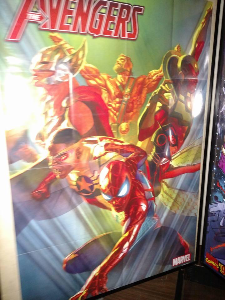 Avengers $20
