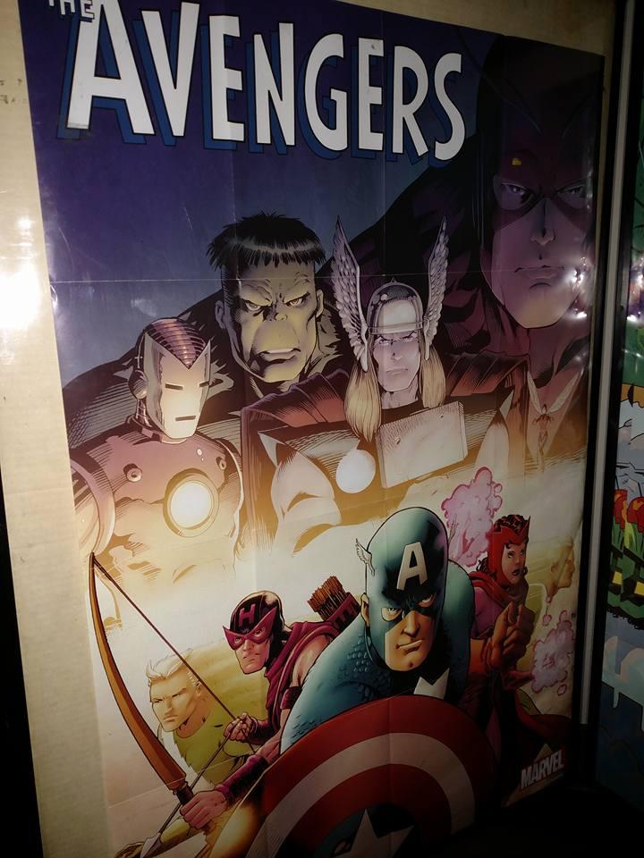 Avengers (SOld)