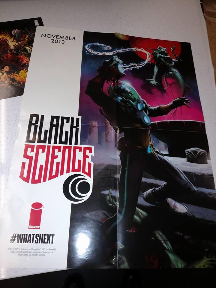 Black Science $10