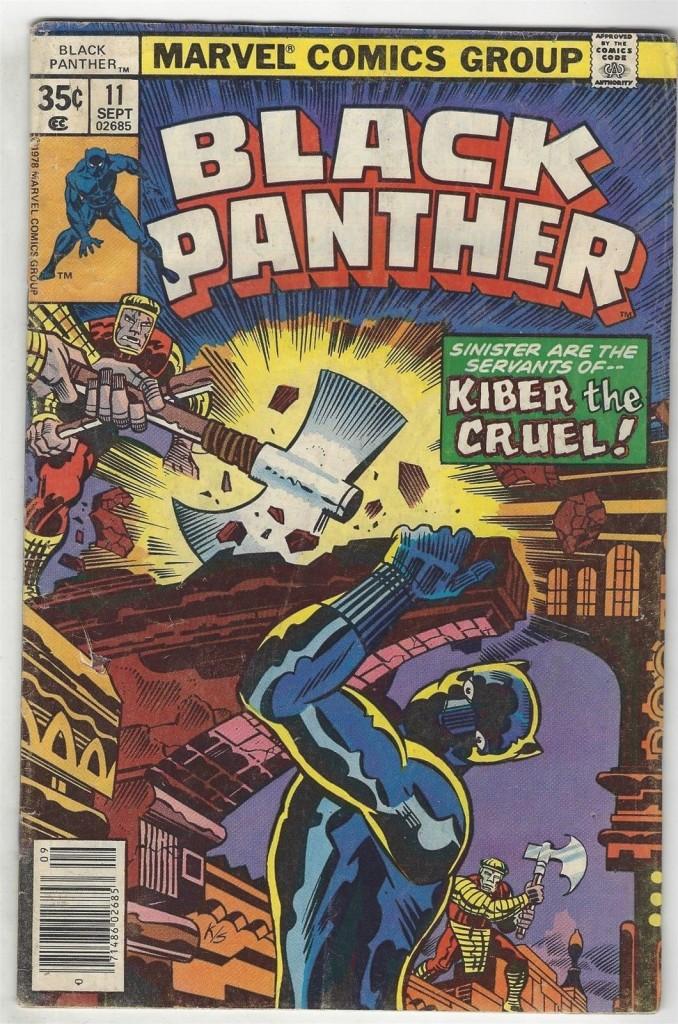 Black Panther # 11