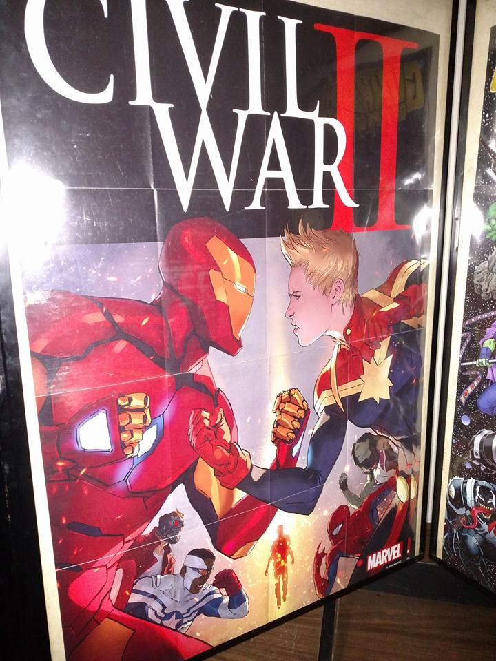 Civil War II (Sold)