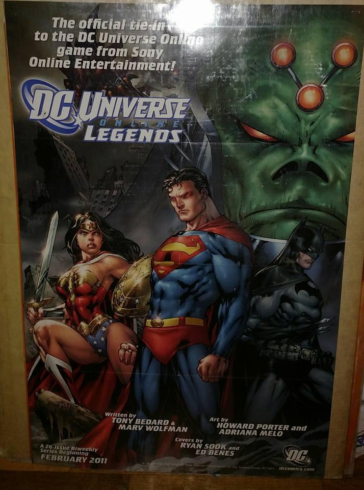 DC Universe Legends Online