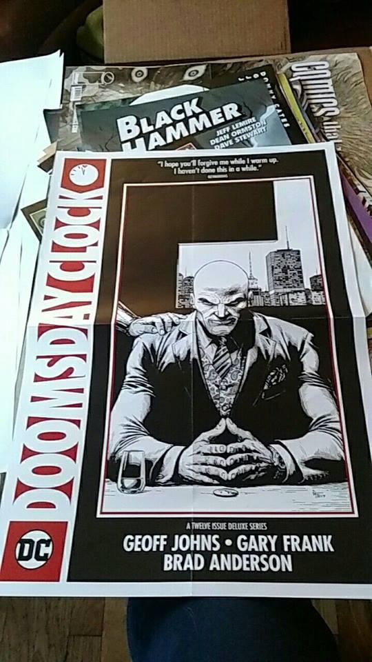 Doomsday Clock Frank $10