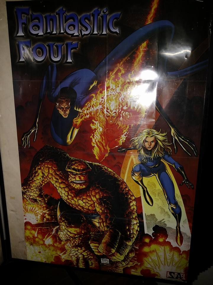 Fantastic Four Art Adams $20