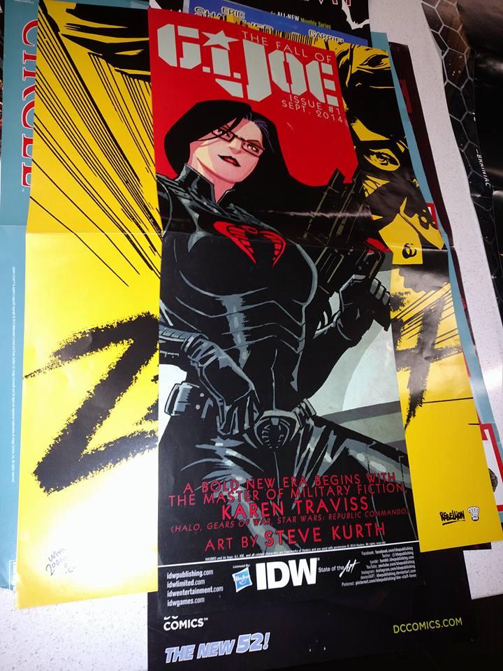 G.I. Joe Baroness $10