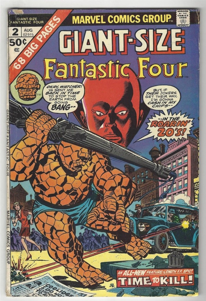 Giant Size Fantastic Four # 2