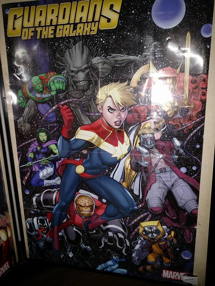 GOTG Captain Marvel