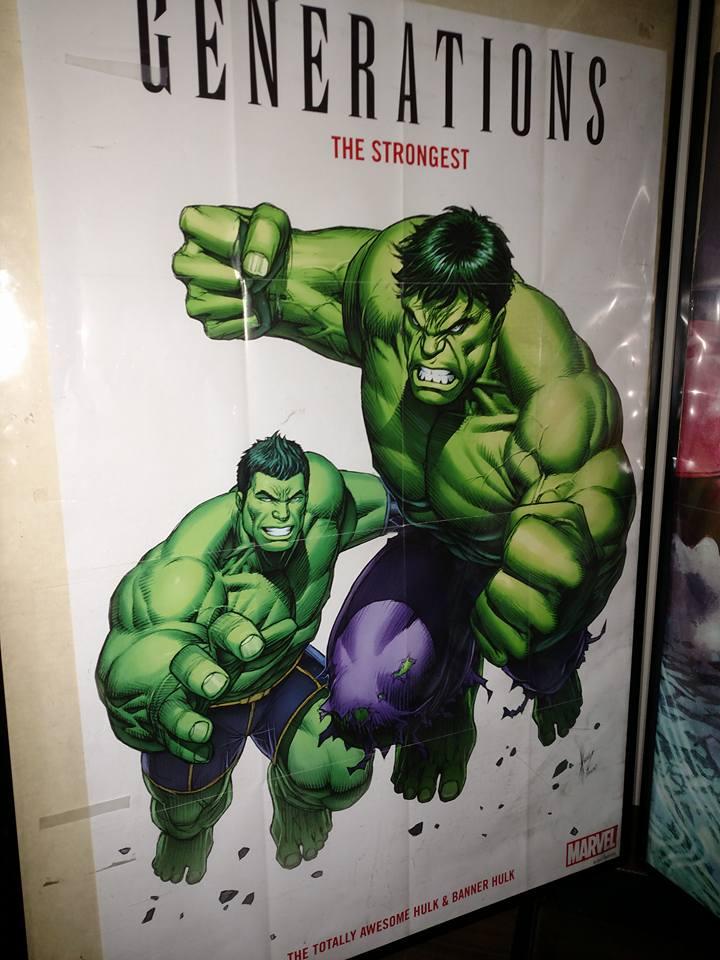 Incredible Hulk by Dale Keown