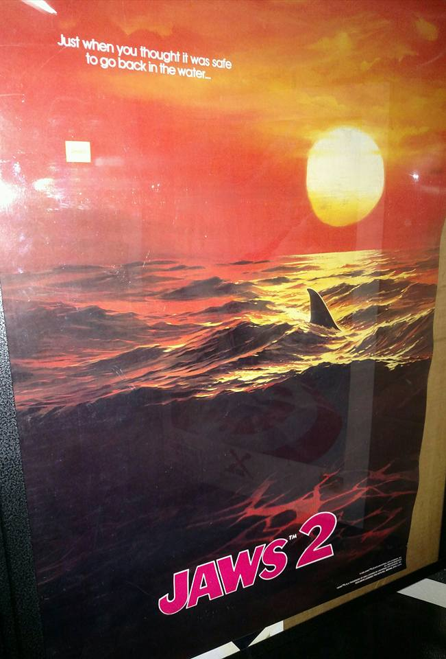 Jaws 2 $100