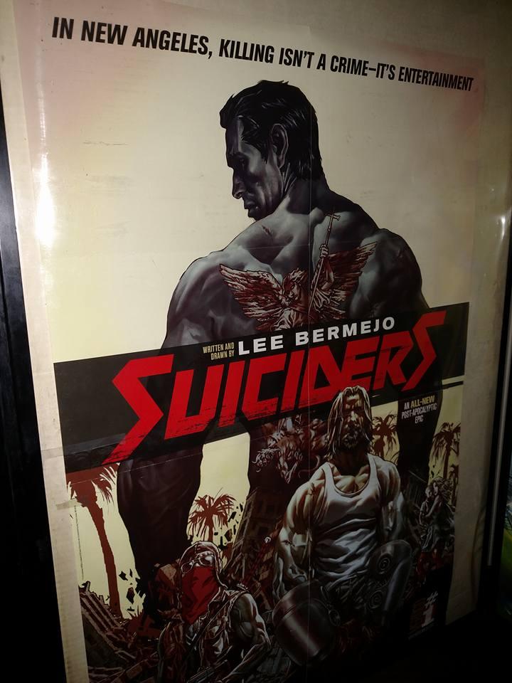 Suiciders by Lee Bermejo