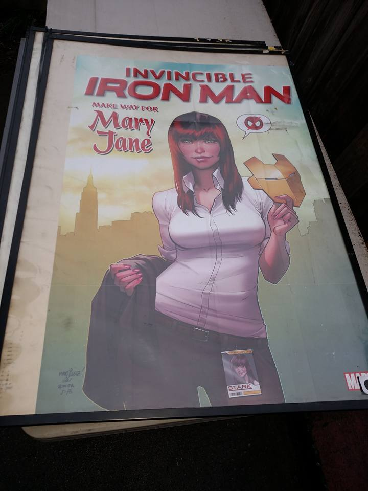 Invincible Mary Jane $20