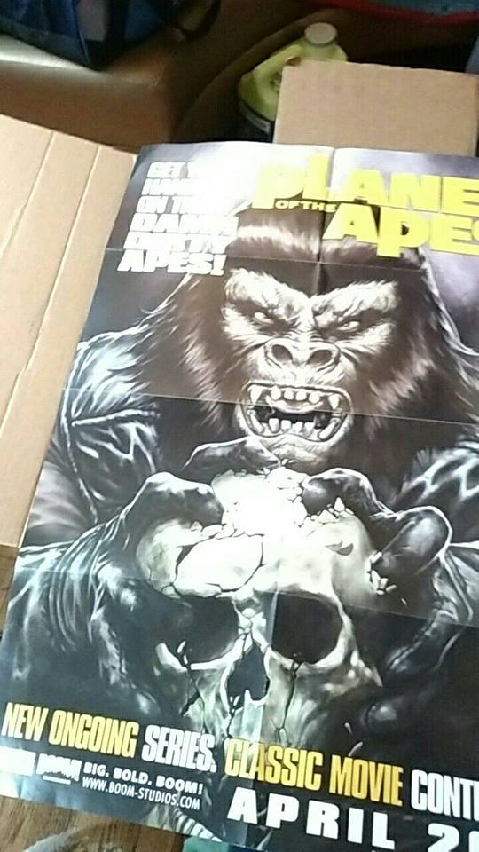 Planet of the Apes $10