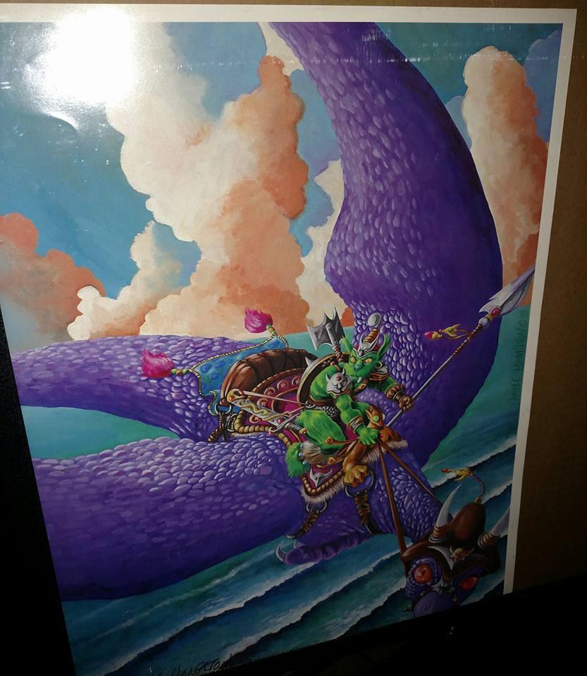 Purple Dragon $10