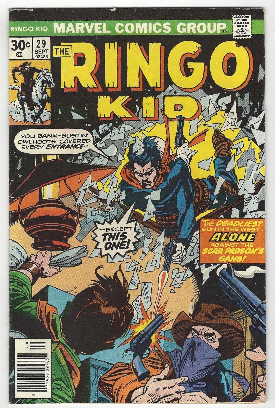 Ringo Kid # 29