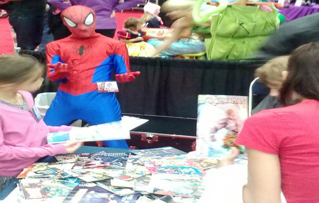 Rose City Spiderman