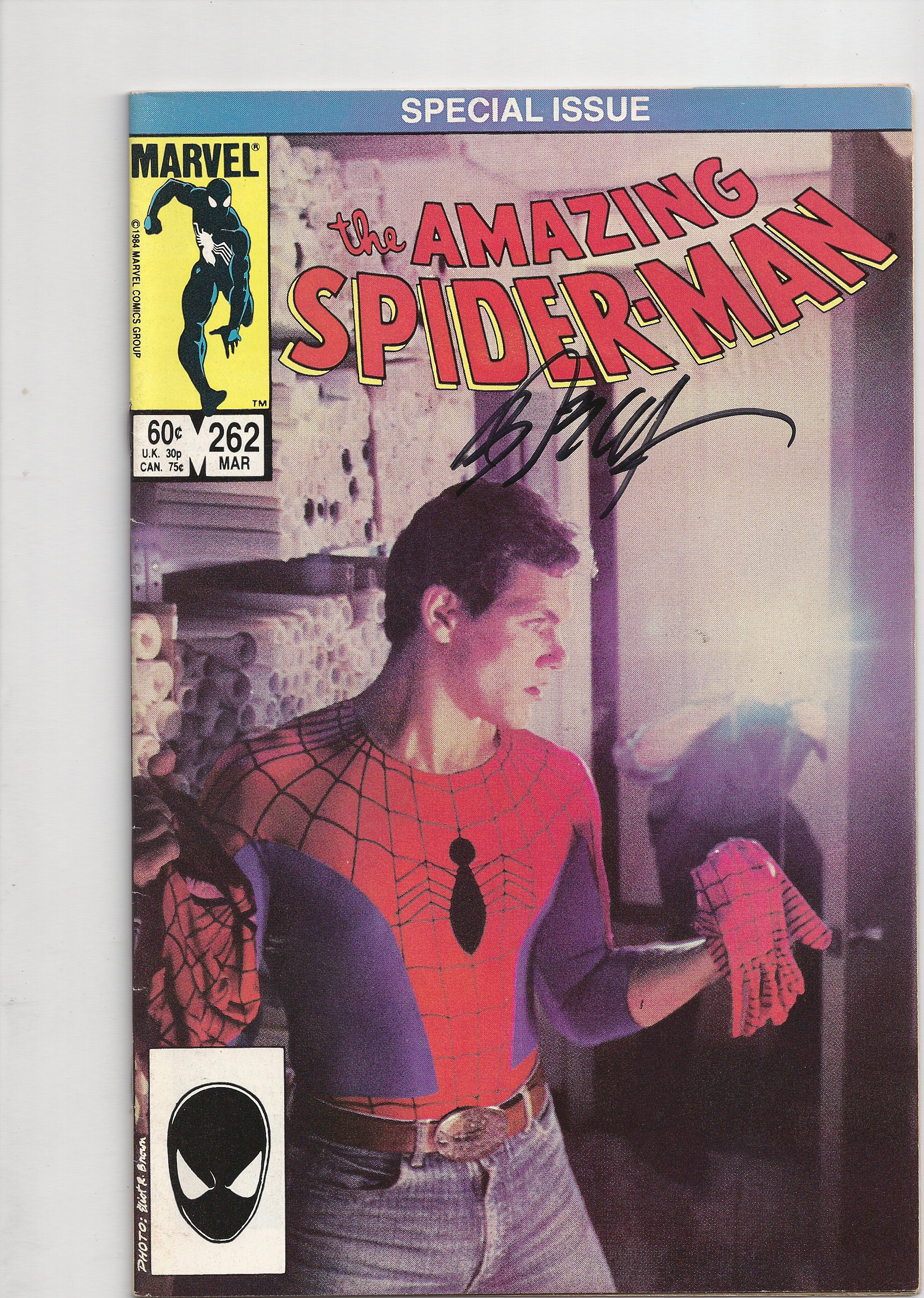 Amazing Spider-Man # 262