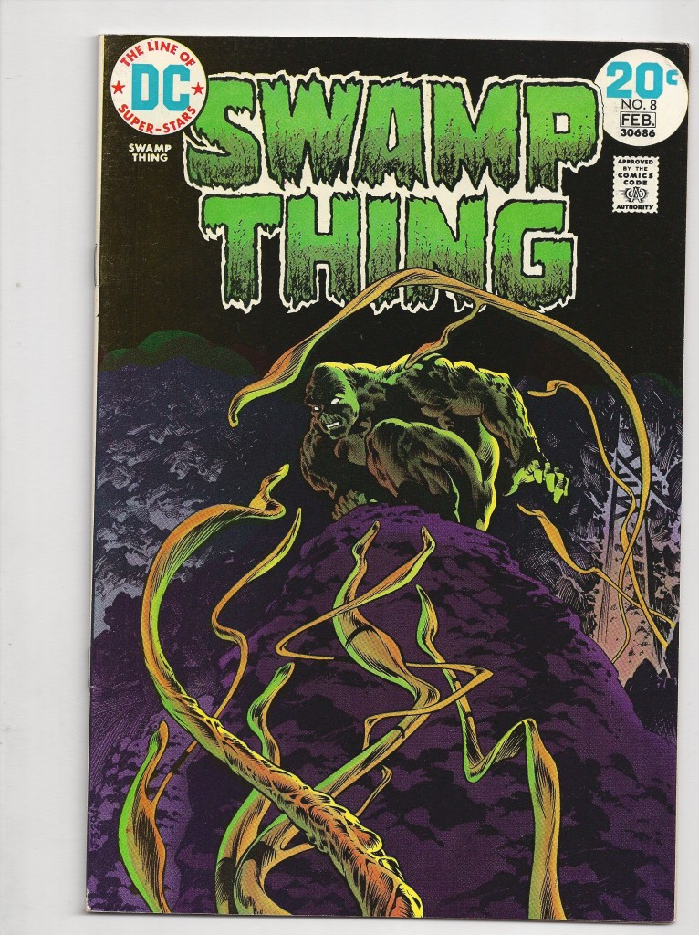Swamp Thing # 8 NM $75