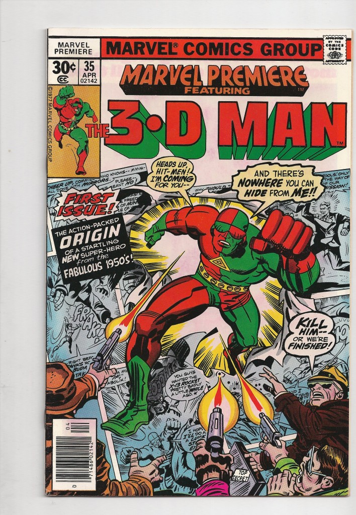 Marvel Premiere # 35 NM $ 15