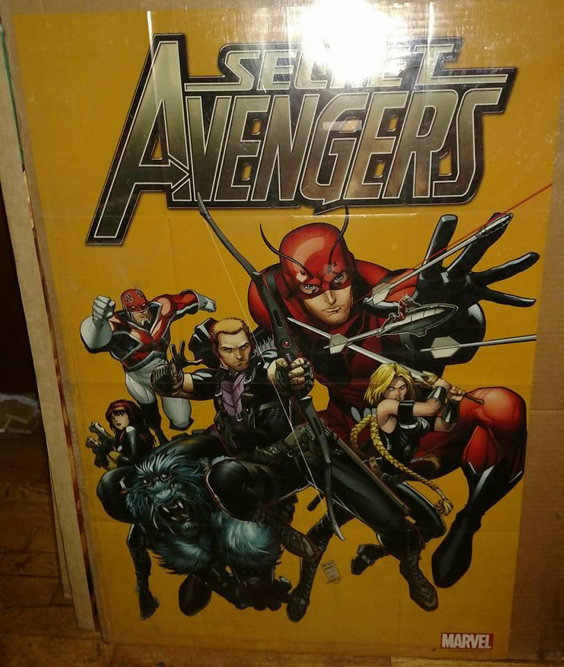 The Secret Avengers
