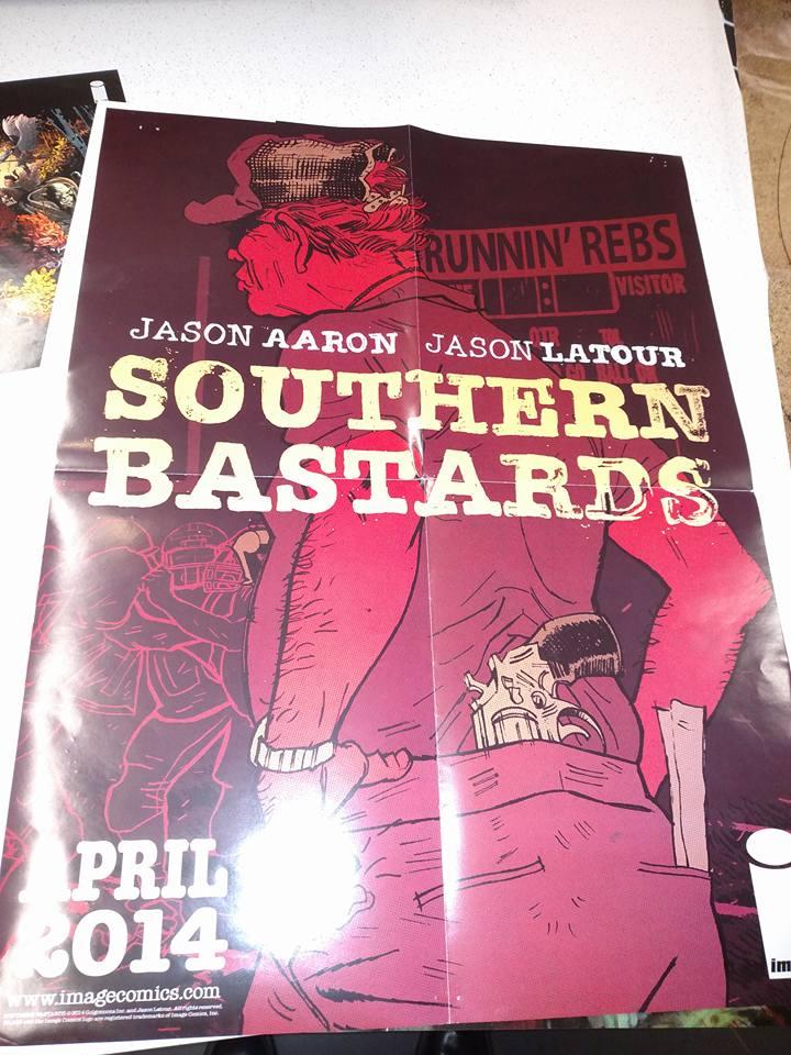 Southern Bastards $10