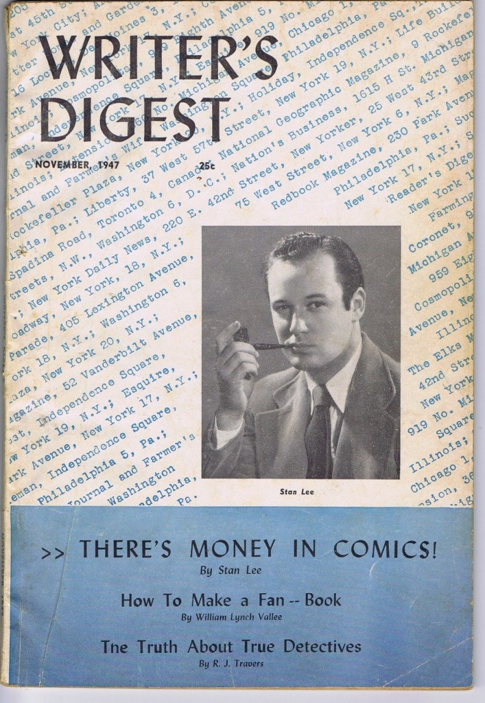 Writer's Digest November 1947