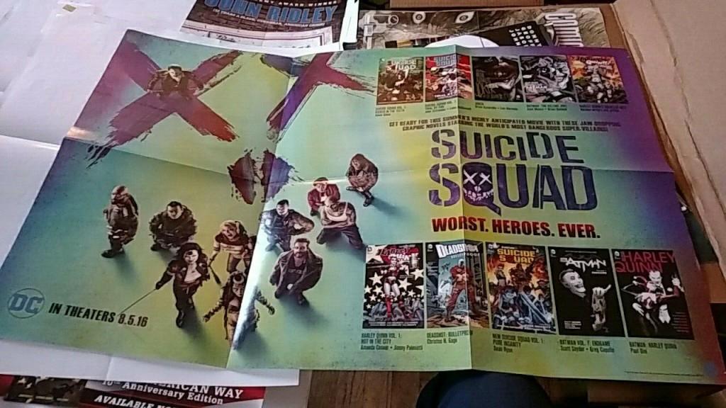 Suicide Squad $20