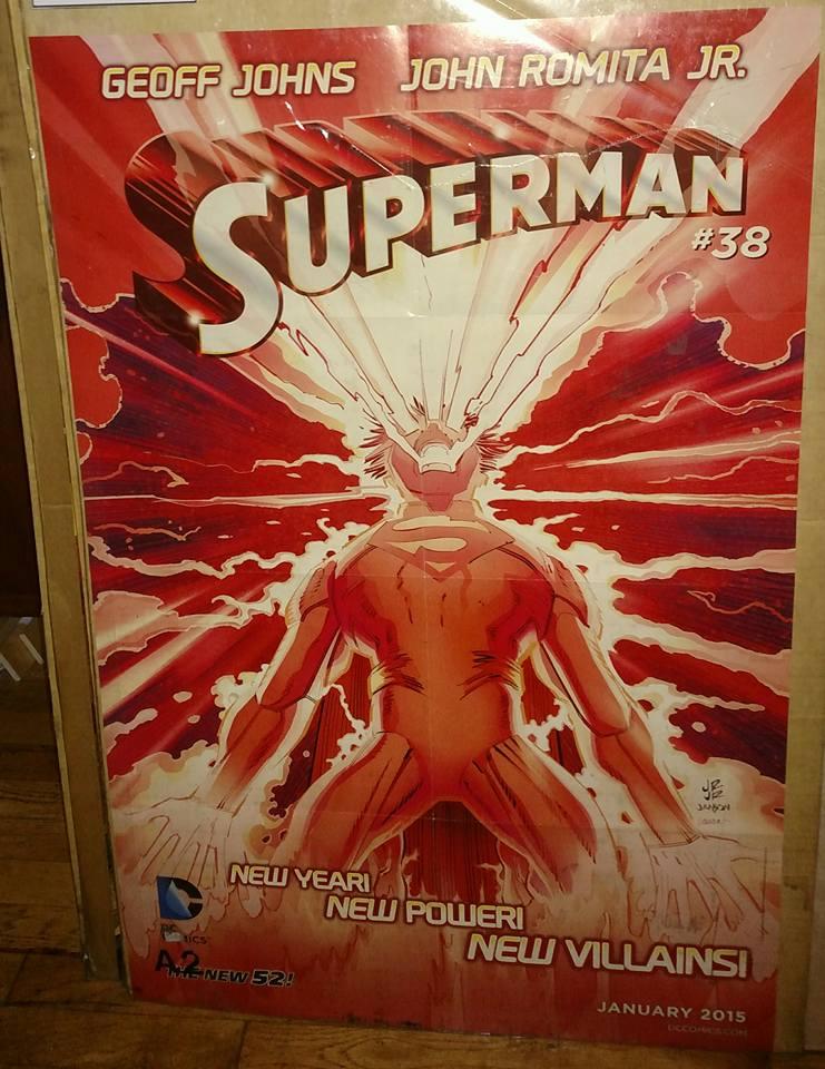 Superman Romita JR