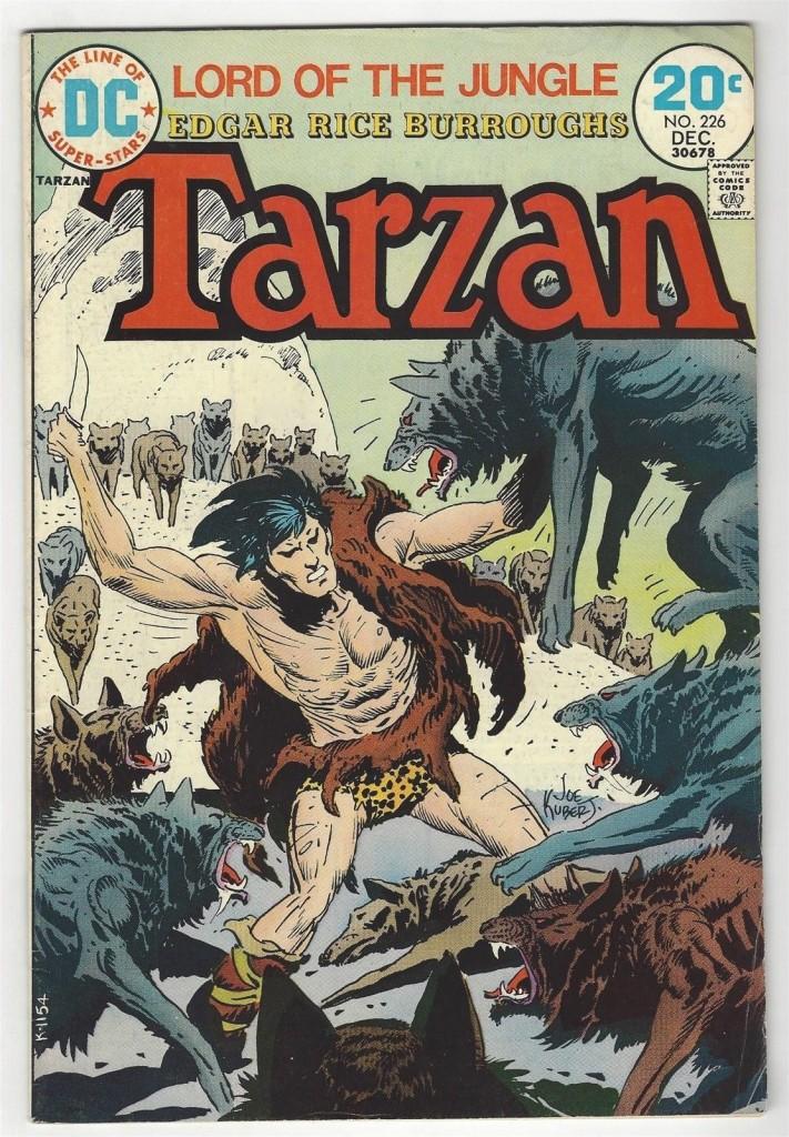 Tarzan # 226