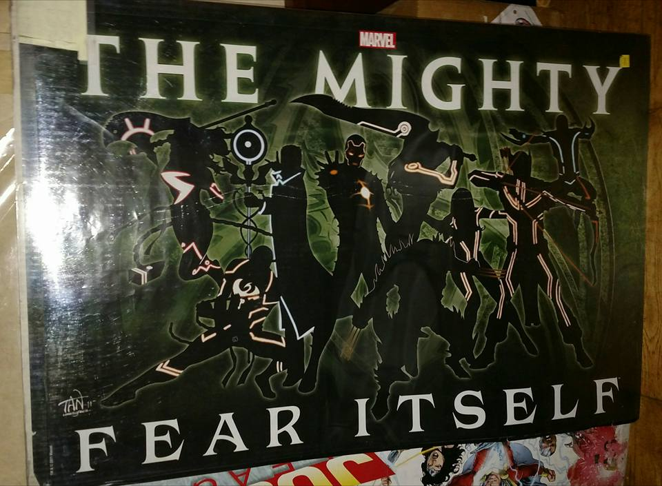 The Mighty Fear Itself