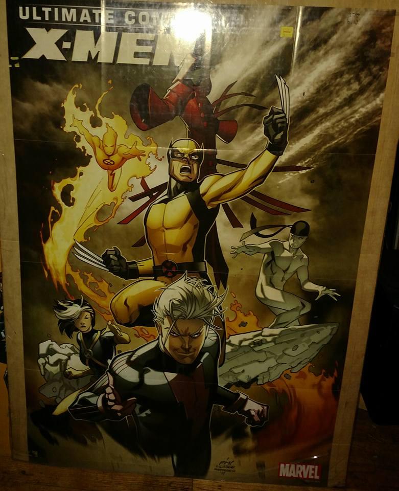 Ultimate Comics X Force