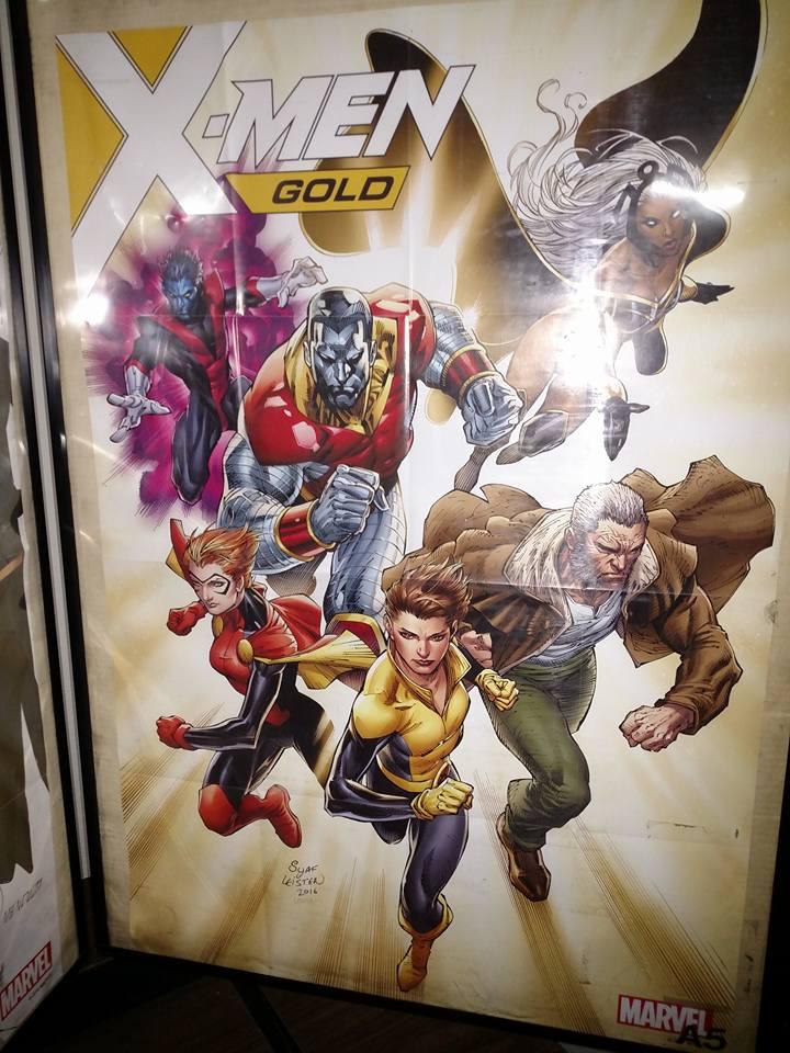 X-Men Gold $20