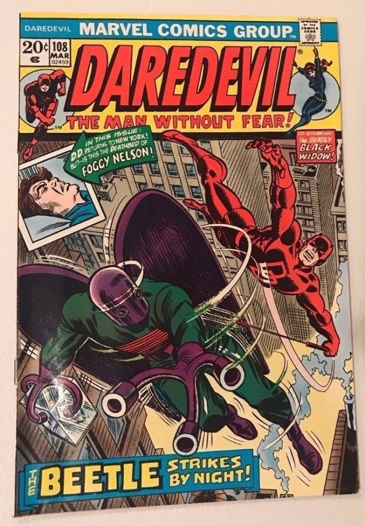 Daredevil 108