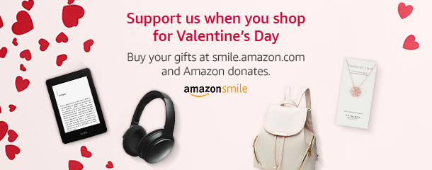 Support us when you shop for your Valentine. Go to smile.amazon.com/ch/20-2882260 and Amazon donates to Comics4Kids.