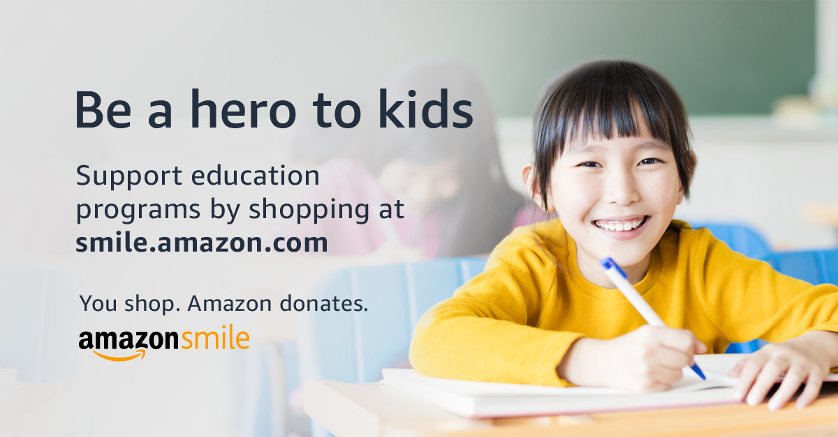 Your shopping makes a difference!!  Do your regular Amazon shopping at smile.amazon.com/ch/20-2882260 and Amazon donates to Comics4Kids INC!
