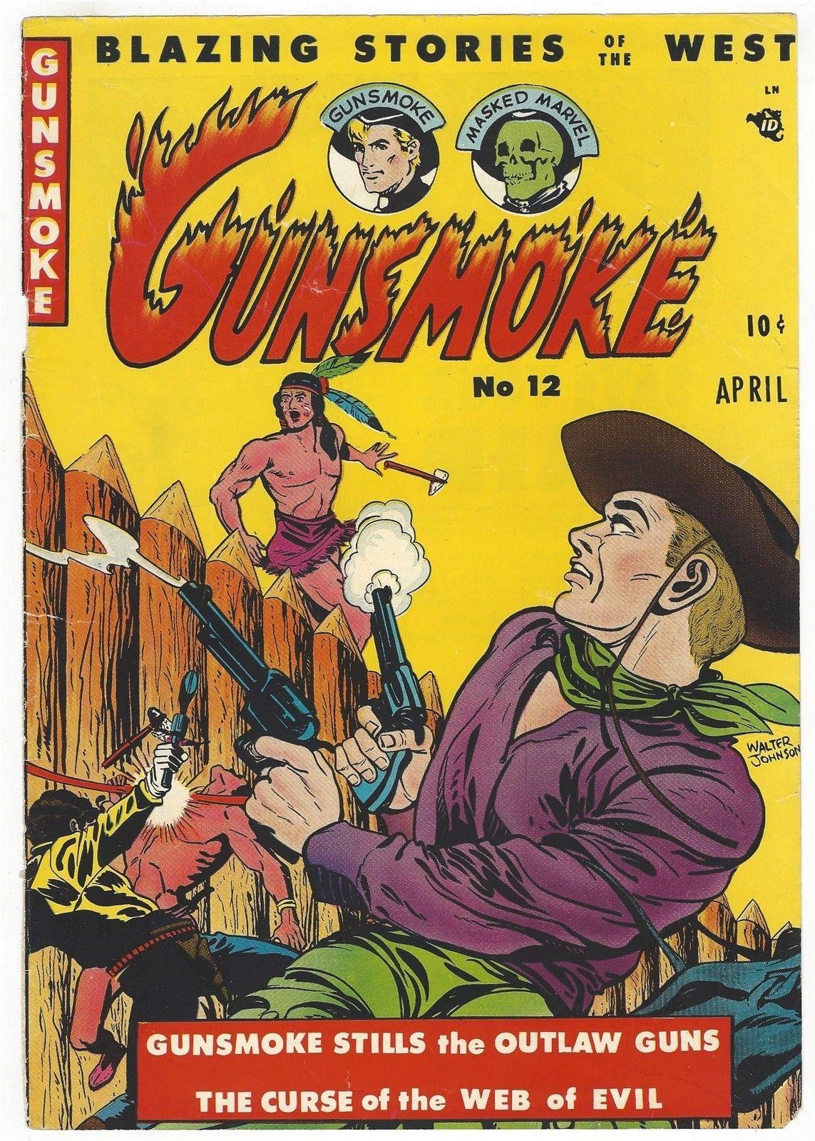 Gunsmoke # 2
