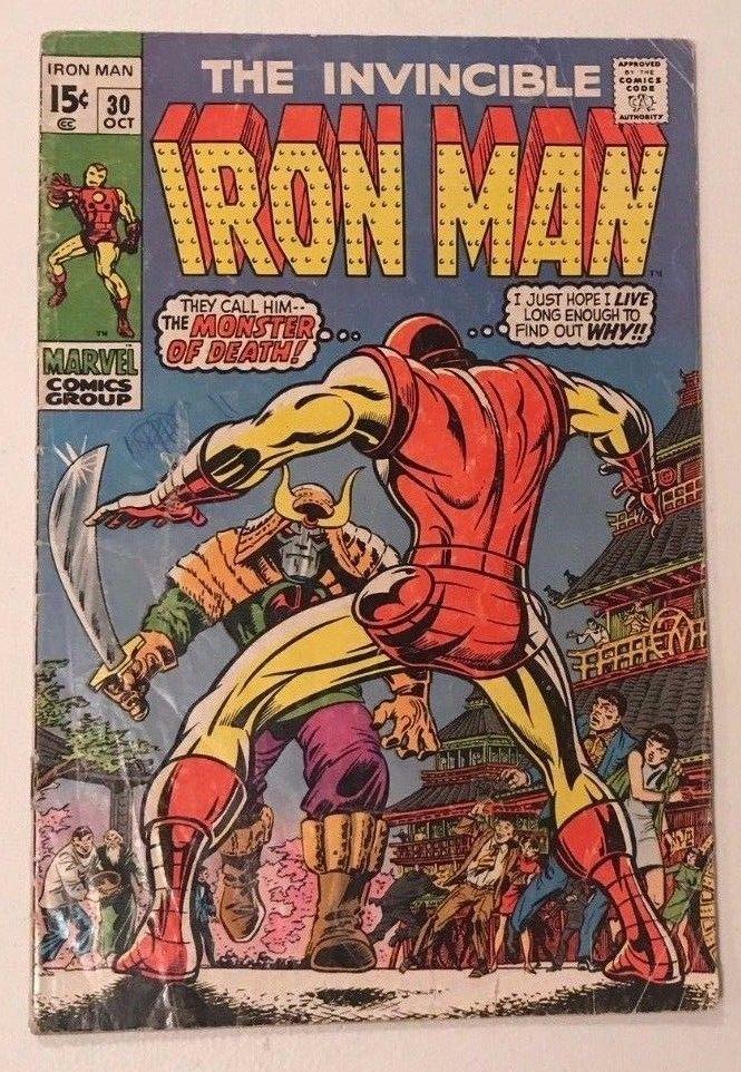 Iron Man 30