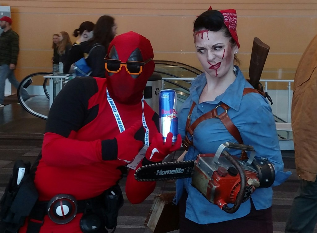 Deadpool and ash JCCS 2015